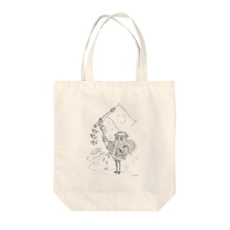 日本スケッチ🇯🇵✏️ Tote bags
