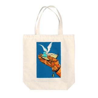 nevinost Tote bags