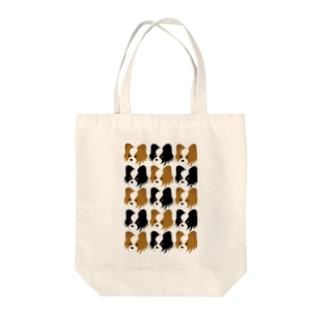 ふうふうたかのパピヨン Tote Bag