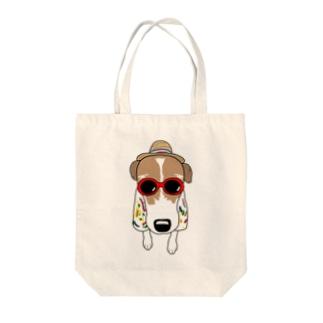 むぎ仙人 Tote bags