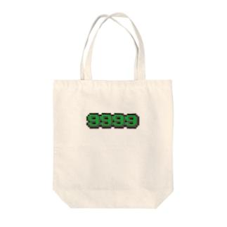 ゲームの回復っぽい何か Tote bags