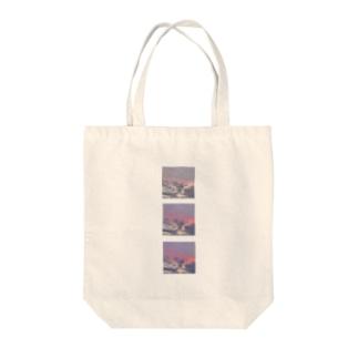 空 3types Ⅱ Tote bags