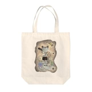 涙飛行 Tote bags