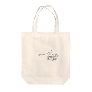 まるみ Tote bags