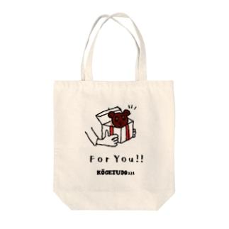 パンダどら焼き  Tote bags
