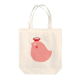 鳩酔い Tote bags