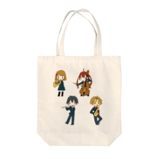 あきすいミニキャラトート(ch会員限定) Tote bags