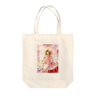 アネリア Tote bags
