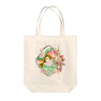 マディアン Tote bags