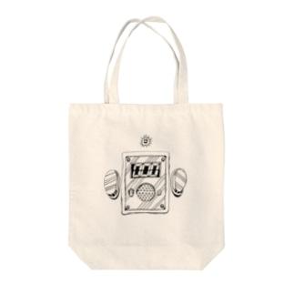 ヤノベケンジ《カウンター・ゼロ》 Tote bags
