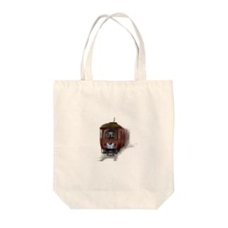 江ノ電の思い出 Tote bags