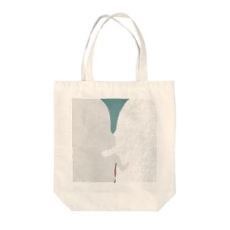 抱擁 Tote bags