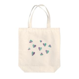 ハートの葉 Tote Bag