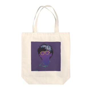 MASH UP MASH BOY Tote bags