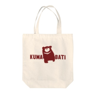 Walk with tile Tote bags