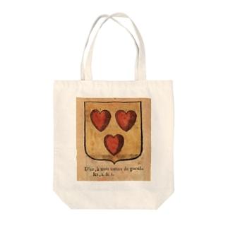 フランスの紋章 Tote bags