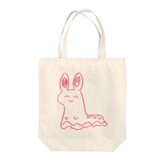 深淵の海牛 Tote bags