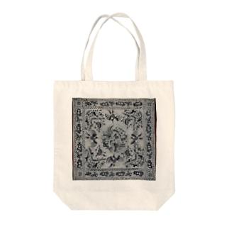 batik試作 Tote bags