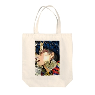 no more rule Tシャツ Tote bags