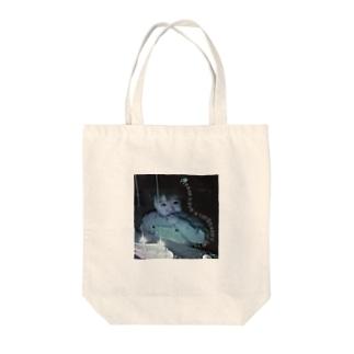 パパへ Tote bags