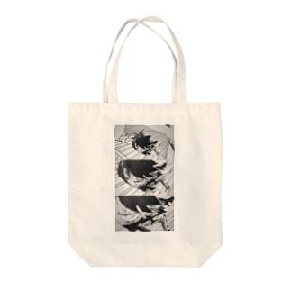 片瀬マコト- 嫉妬の幽獣戦ver. Tote bags