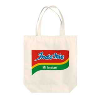 Indo Mie LOVE Tote bags