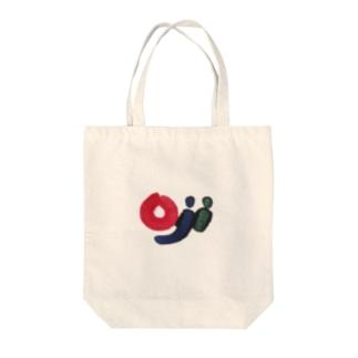 バリ倶楽部ロゴトートバッグ Tote bags