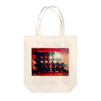 空き瓶 Tote bags