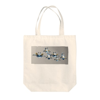 3DCADぺんぺんず Tote bags