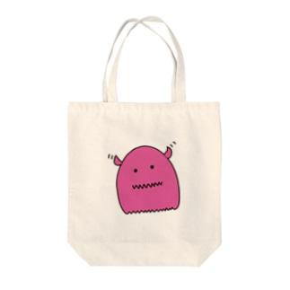 もにちゃん(ピンク) トートバッグ