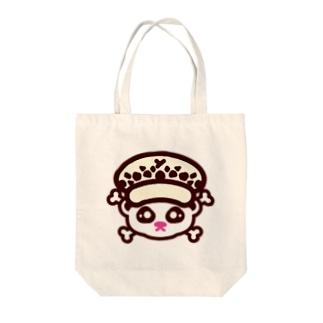 パ紋No.2762 y Tote bags