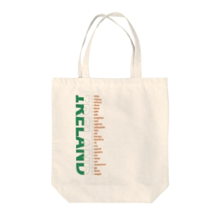 IRELAND Tote bags