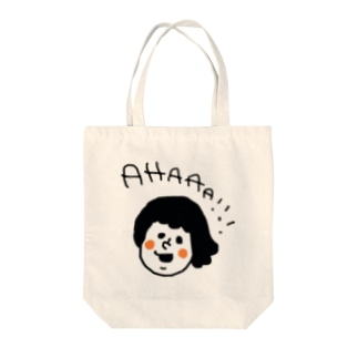 あはー!!! Tote bags