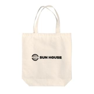 SUN HOUSE TOTE BAG Tote bags