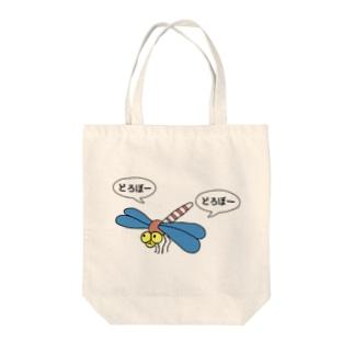 トンボの宅急便 Tote bags