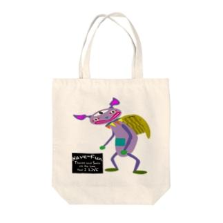 小デHF-T1 Tote Bag