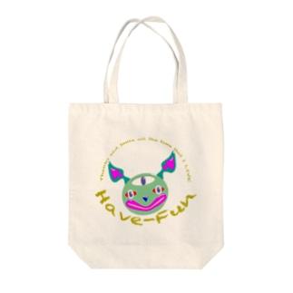 小デHF-T2 Tote Bag