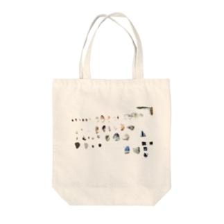 漂流陳列 Tote bags