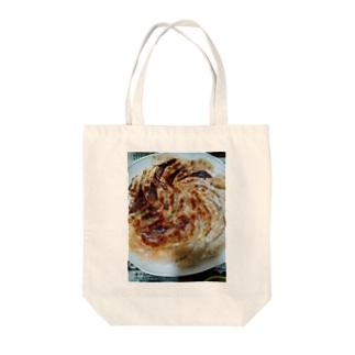 羽根つき餃子ちゃん Tote bags