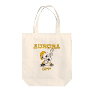 オーロラGPP Tote bags