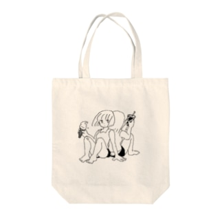 bbb Tote bags