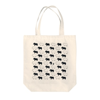 Noono パターントートバッグ Tote bags