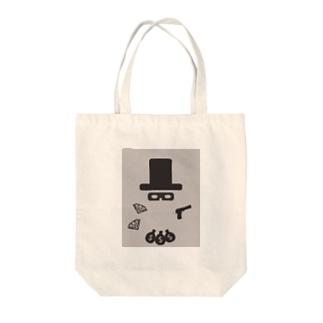 Phantom thief Tote bags