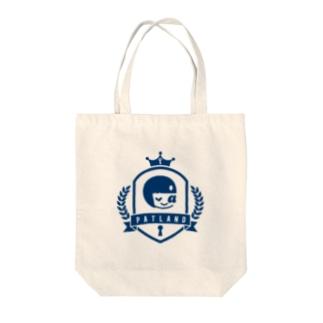 パトランド Tote bags