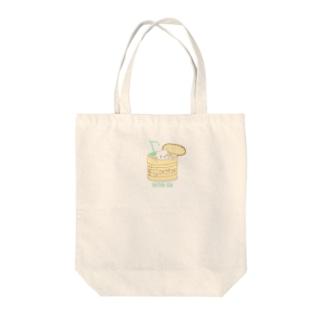 身に付けるためのリズム缶 Tote bags