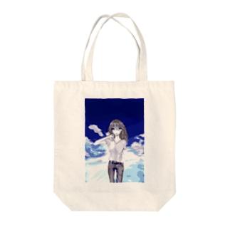海と空 Tote bags
