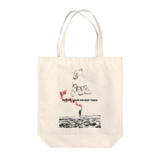 古からの帰還 Tote bags