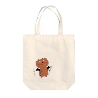 小悪魔ングース Tote Bag