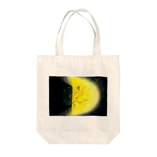 四月が来る Tote bags