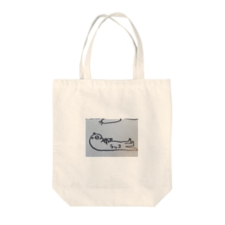 UMAらっこ Tote bags